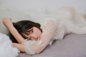 VOL.443 [ARTGRAVIA] 姜仁卿 - 死库水+性感吊带系列超高清写真图片
