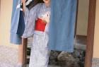 VOL.782 [VYJ]和服唯美正妹日本嫩模:逢泽莉娜(逢沢りな)超高清写真套图(49P)