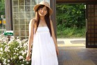 VOL.855 [Minisuka.tv]长裙唯美清纯少女:山中真由美超高清写真套图(50P)