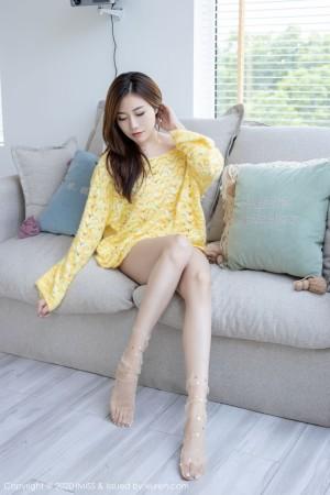 VOL.1162 [爱蜜社]美腿女神居家美女:许诺(许诺Sabrina)超高清写真套图(80P)
