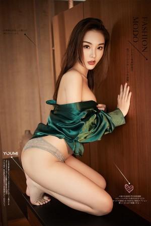 VOL.917 [尤蜜]床上风骚少妇:李媛媛(陈圆圆)超高清写真套图(38P)