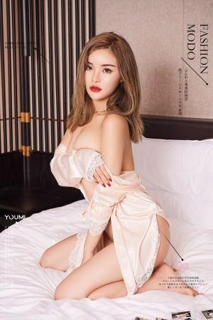 VOL.1495 [尤蜜]床上风骚少妇:陈宇曦(陈宇曦niki)超高清写真套图(39P)