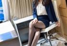 VOL.1605 [爱蜜社]职业装女秘书黑丝美腿白领丽人:Vanessa超高清写真套图(53P)