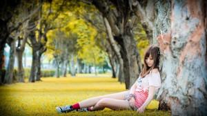 VOL.1432 [台湾正妹]清纯甜美美少女正妹:小艾超高清写真套图(9P)