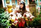 VOL.877 [台湾正妹]可爱甜美街拍外拍姐妹花:Winnie小雪(庄咏惠,庄温妮,腿模Winnie)超高清写真套图(164P)