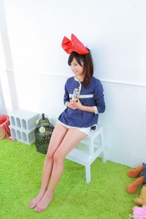 VOL.94 [网络美女]可爱萝莉控美少女:虞成敬(小敬)超高清写真套图(55P)