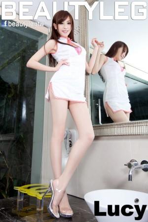 VOL.22 [Beautyleg]美腿旗袍:倪千凌(腿模Lucy,陈佳筠)超高清写真套图(44P)