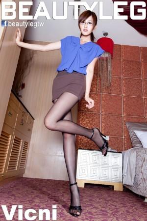VOL.191 [Beautyleg]高跟美腿:简晓育(腿模Vicni,晓育儿)超高清写真套图(41P)