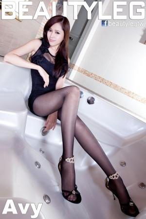 VOL.675 [Beautyleg]高跟凉鞋长腿美女:杜可薇(腿模Avy,恬小鱼)超高清写真套图(87P)